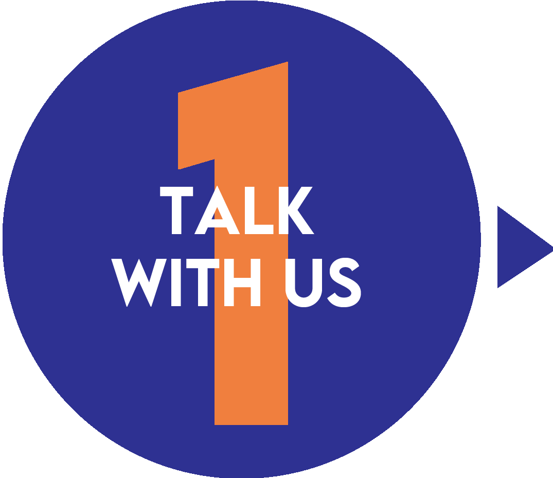 Talk with us icon